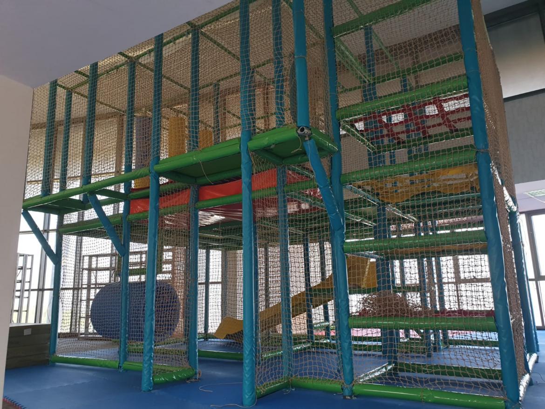 עיריית נוף הגליל השלימה הקמת מתחם ג'ימבורי עירוני